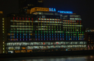 Wavemaker, Ogilvy and Mondrian London Shine a Light on Pride with Dynamic Art Installation