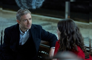 Martin Freeman Embarks on Connected Christmas Love Story for Vodafone