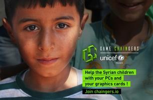 UNICEF Launches Innovative Fundraising Blockchain Tool