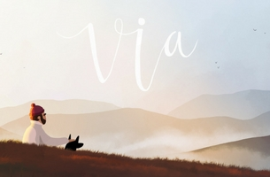 Blue Zoo's 'Via' is Environment Design At its Most Beautiful