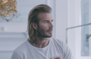 Kent & Curwen Releases Two Spots with Brand Part-Owner and British Icon David Beckham