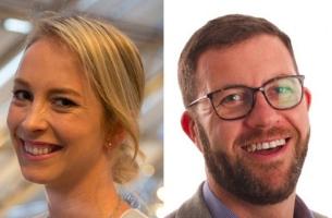 Georgia Jones and Alex Clarke-Groom Join Clemenger Melbourne as Group Business Directors