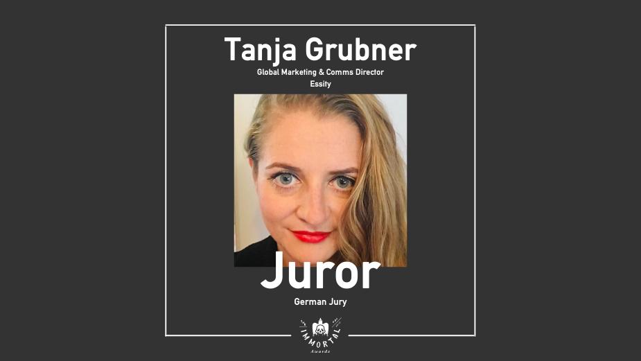 Essity's Tanja Grubner Joins The Immortal Awards Jury