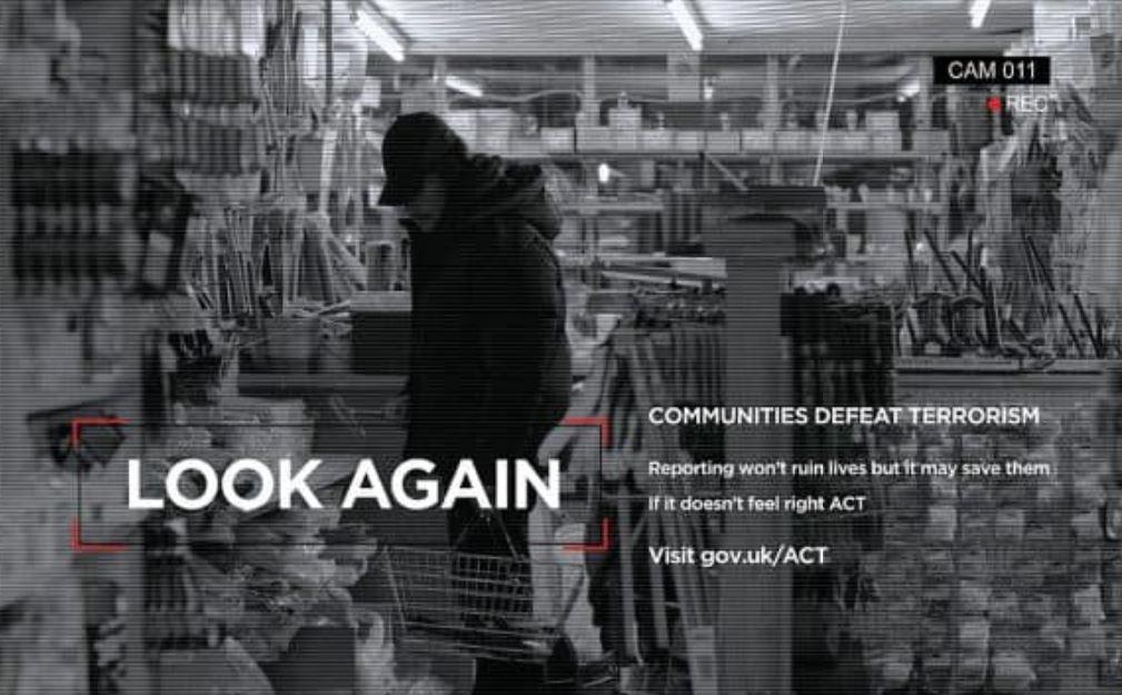 Life Has No Rewind Button in Counter Terrorism Policing Cinema Ad