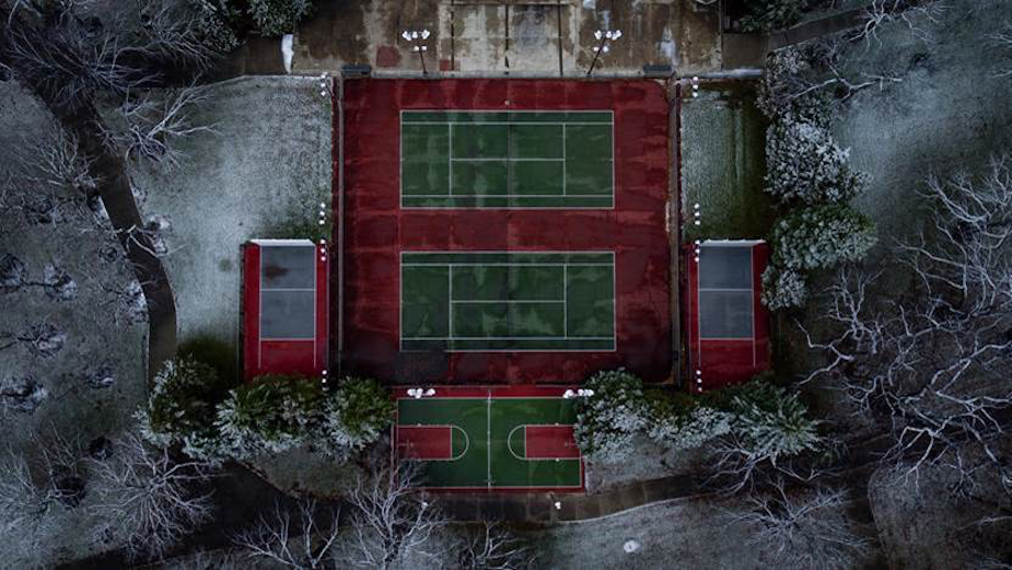 Game, Set and Match for Lawn Tennis Association's #WeathertheCourt Campaign