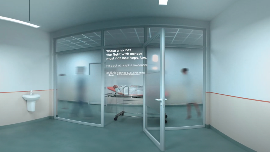Cheil Romania's 3D Facebook Story Demonstrates Harsh Reality of Cancer Patients Losing Out to Covid-19