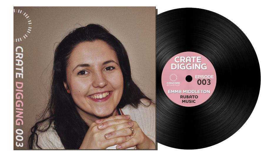 Crate Digging: Emma Middleton, Rubato Music