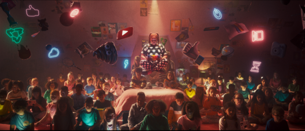 'You Can Do Anyth-ing' in Virgin Media's Electrifying New TV Spot by adam&eveDDB