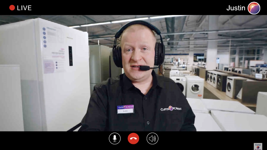 Get Store Service at Home with Currys PC World's Live Video Shopping Service