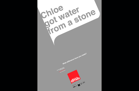 Indicia Creates 'Real Difference' Campaign for 2012 DMA Awards