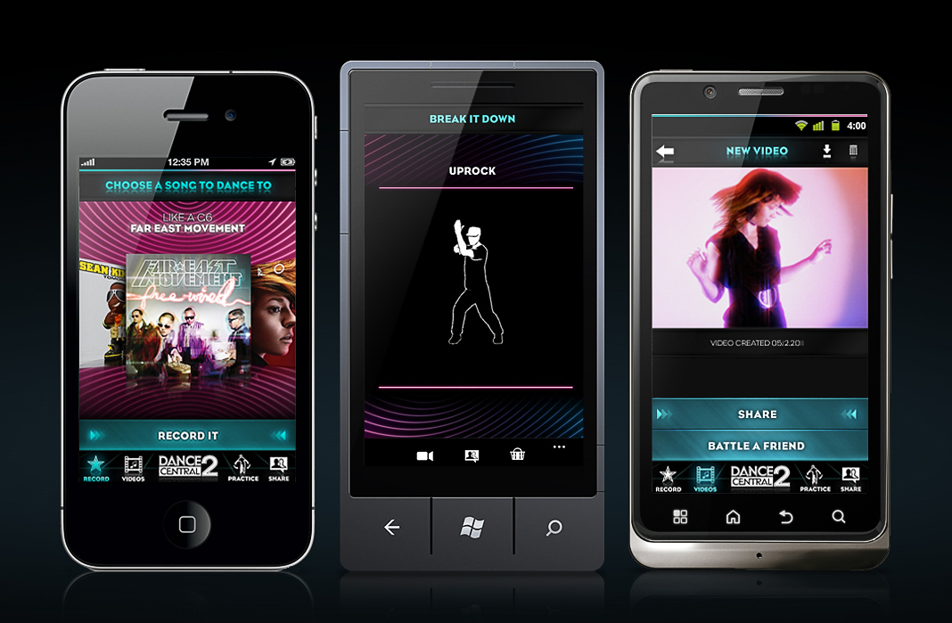 Dance Central 2 Dance*Cam App Makes Anyone An Instant Dance Video Star