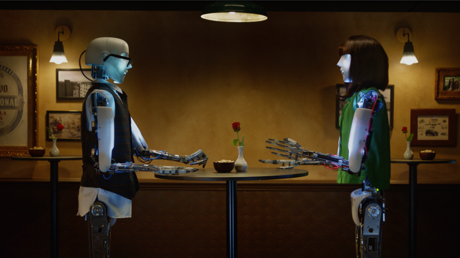 Jose Cuervo Captures Awkward Robot Dates for 'Date More Human' Campaign