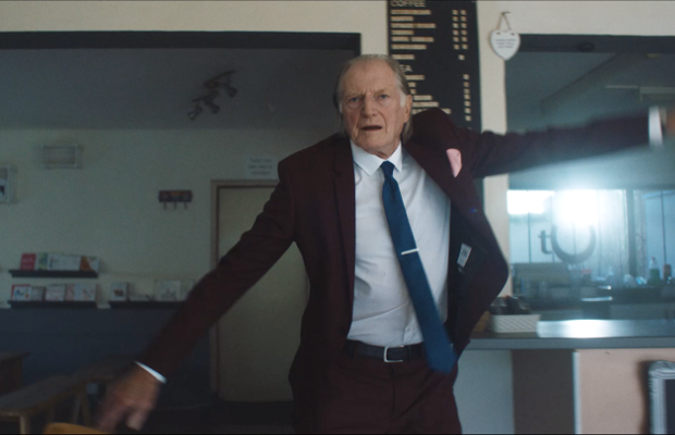 Age Can't Stop the Funk in Tom Rainsford's Jack Savoretti (Feat. Mika) Video