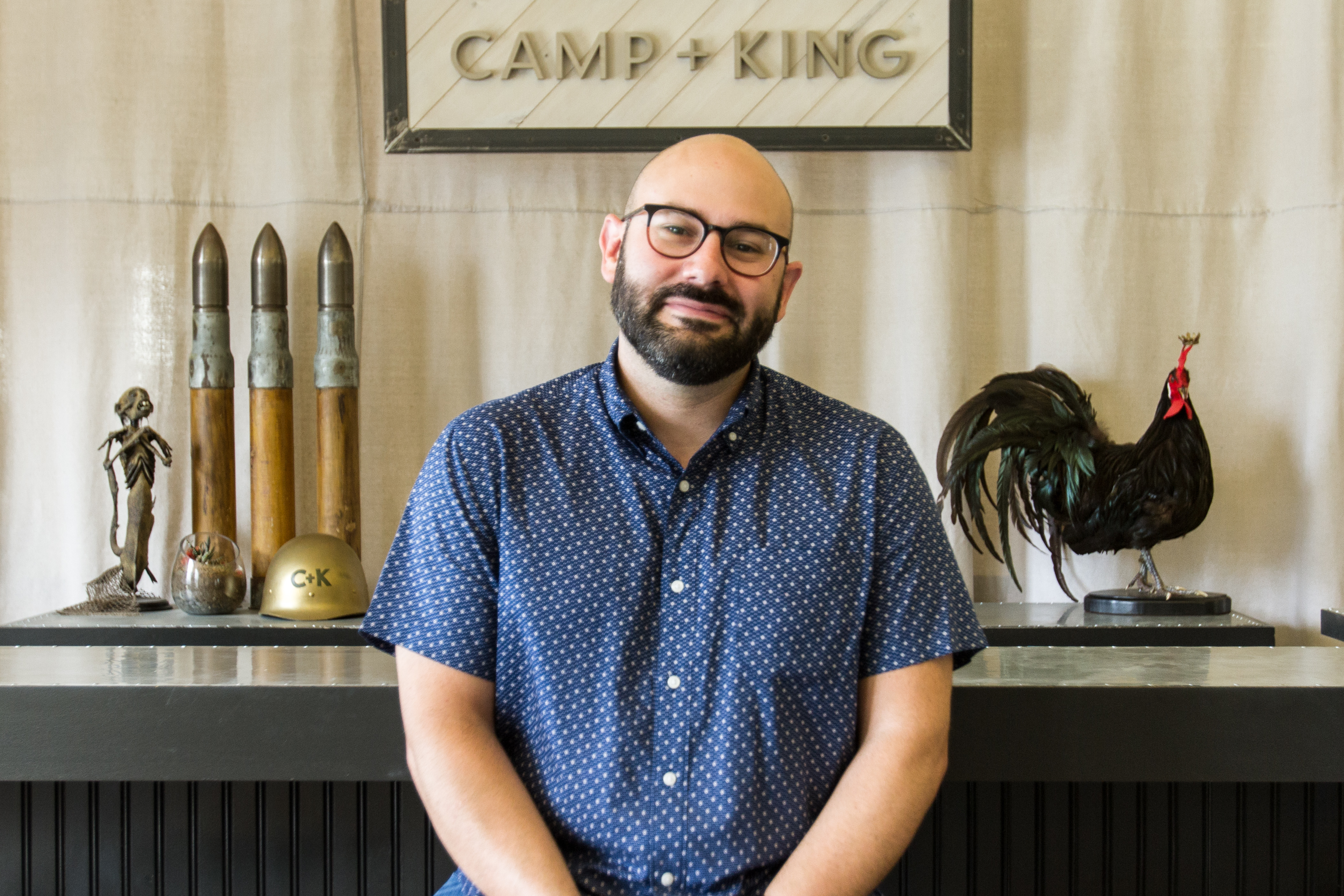 Camp + King Appoints David Morrissey as Strategy Director and Head of Communications Planning