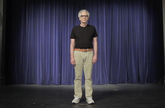 David Cronenberg in TIFF Volunteer Film