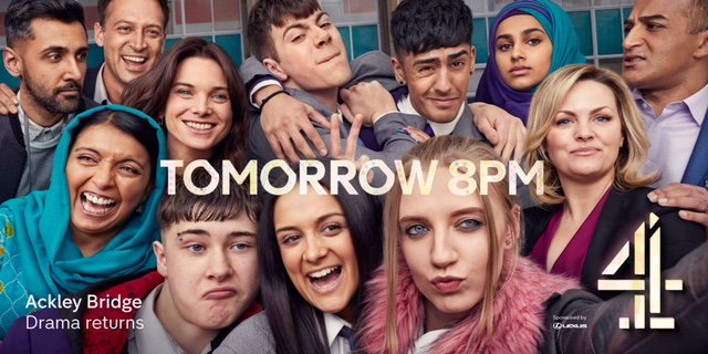 Manners McDade Composer Tim Phillips Scores New Series of 'Ackley Bridge'