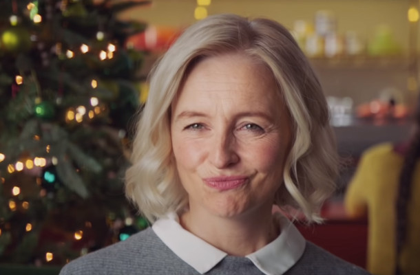 Debenhams Captures That Feeling of Getting Just the Right Christmas Present