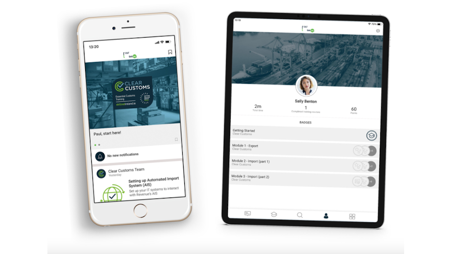 Logicearth Appointed to Develop and Deliver Innovative Training Platform for Irish Government