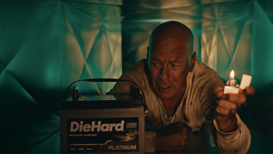 Yippee Ki Yay: Advance Auto Parts Teams with Bruce Willis to Bring Back 'DieHard'