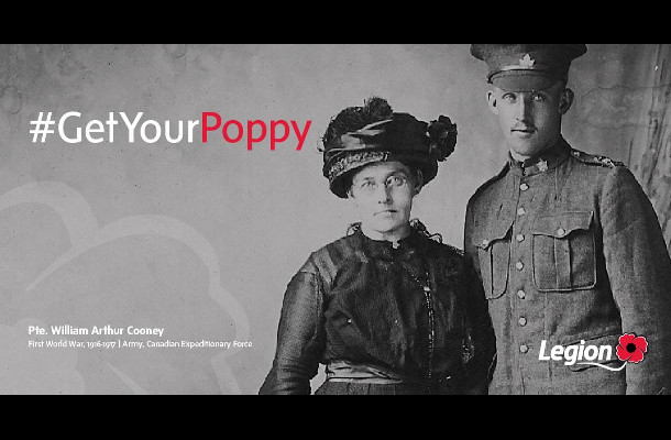 A Historic First: Canada's Remembrance Day Poppy Goes Digital