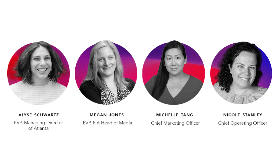 Digitas Elevates Four Women to Senior Roles