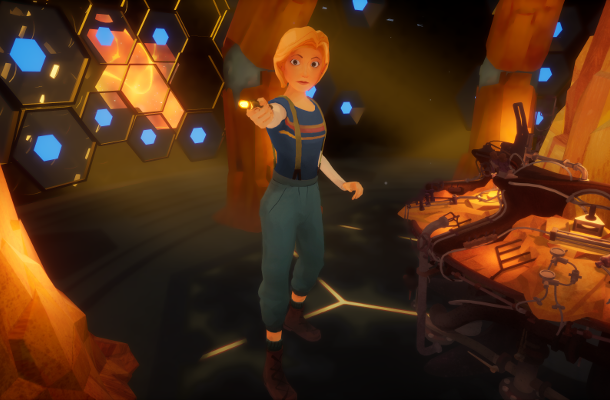 Virtual Reality Doctor Who Special Coming Soon from BBC