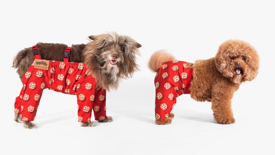 Bagel Bites Asks America to Decide How a Dog Should Really Wear Pants