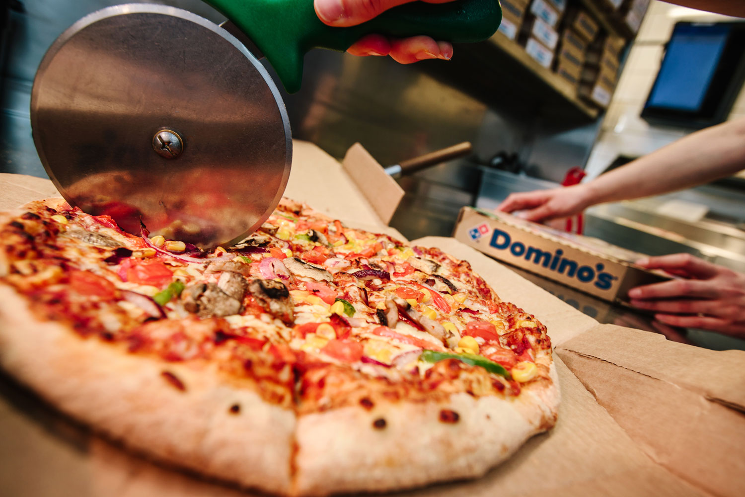 Domino's Appoints VCCP as Lead Creative and Strategic Agency