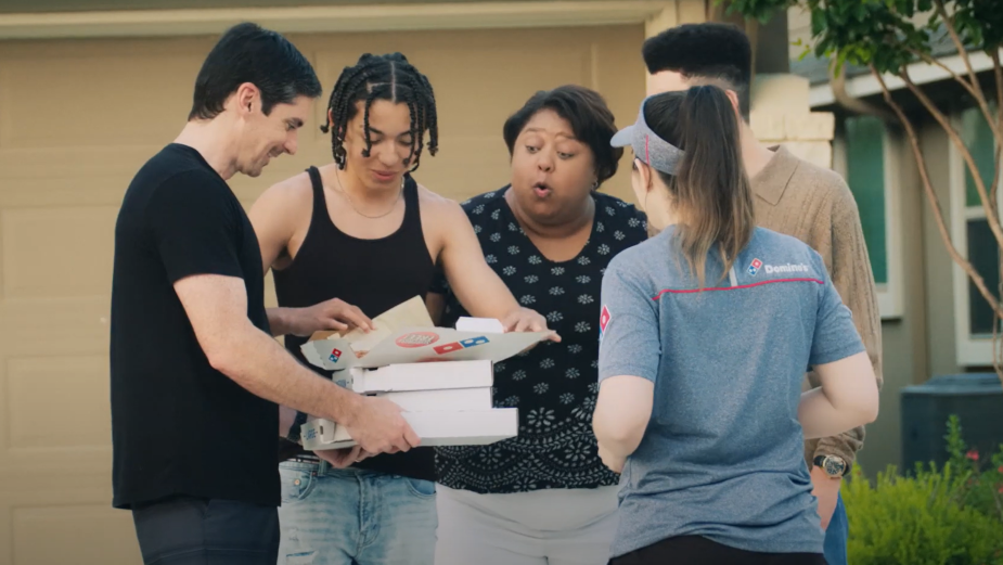 When Others Charge Surprise Fees, Domino's US Gives Away Surprise Frees