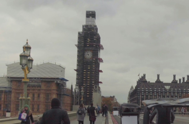 Taco Bell Brings Big Ben Back to Life to Celebrate London Openings
