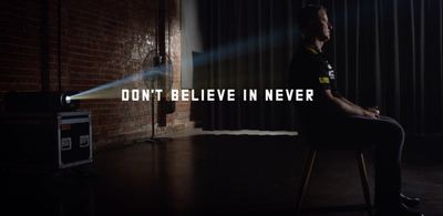 The AFL and Channel 7 Launch 'Don't Believe in Never' TV Program