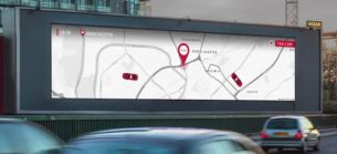 Direct Line's New Billboards Hacks Car Radios and Geo Maps to Engage Us in Real-time