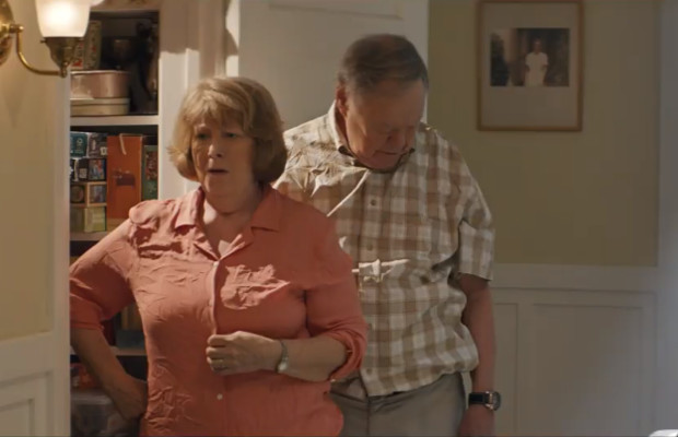 Grandparents Seem to be Getting Naughty in Comedy Fabric Conditioner Ad