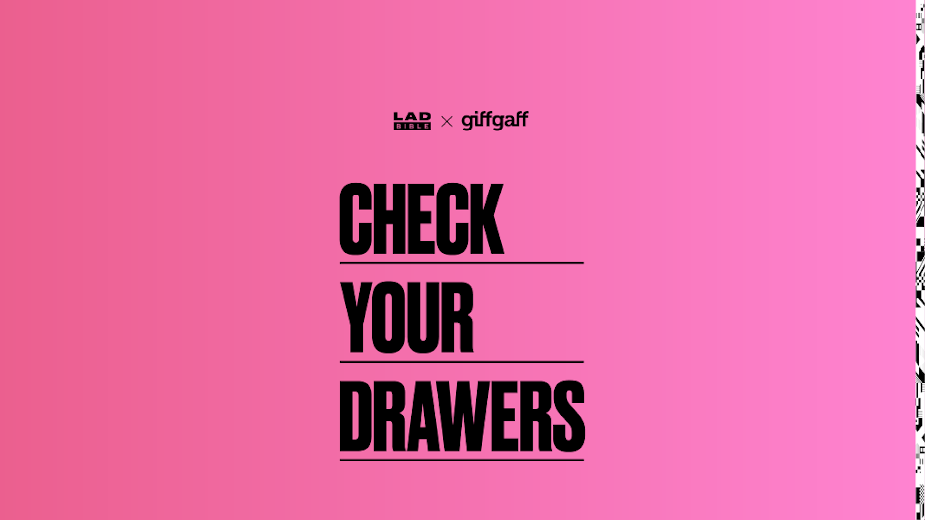 giffgaff and Ladbible Check Your Drawers Initiative Hunts Out Old Mobile Phones