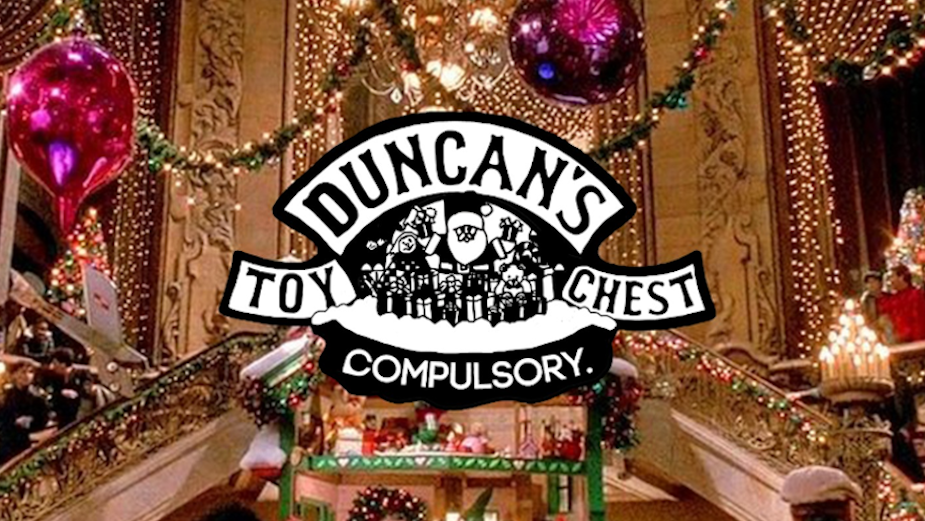 COMPULSORY Unveils Clothing Collaboration Just in Time for Christmas with Legendary Duncan's Toy Chest