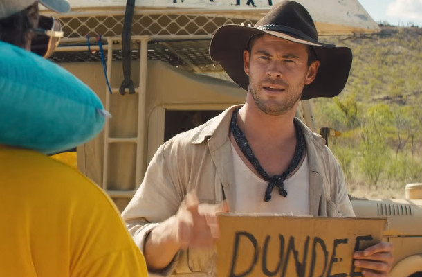 Convincing the World That 'Crocodile Dundee' Was Getting a New Sequel