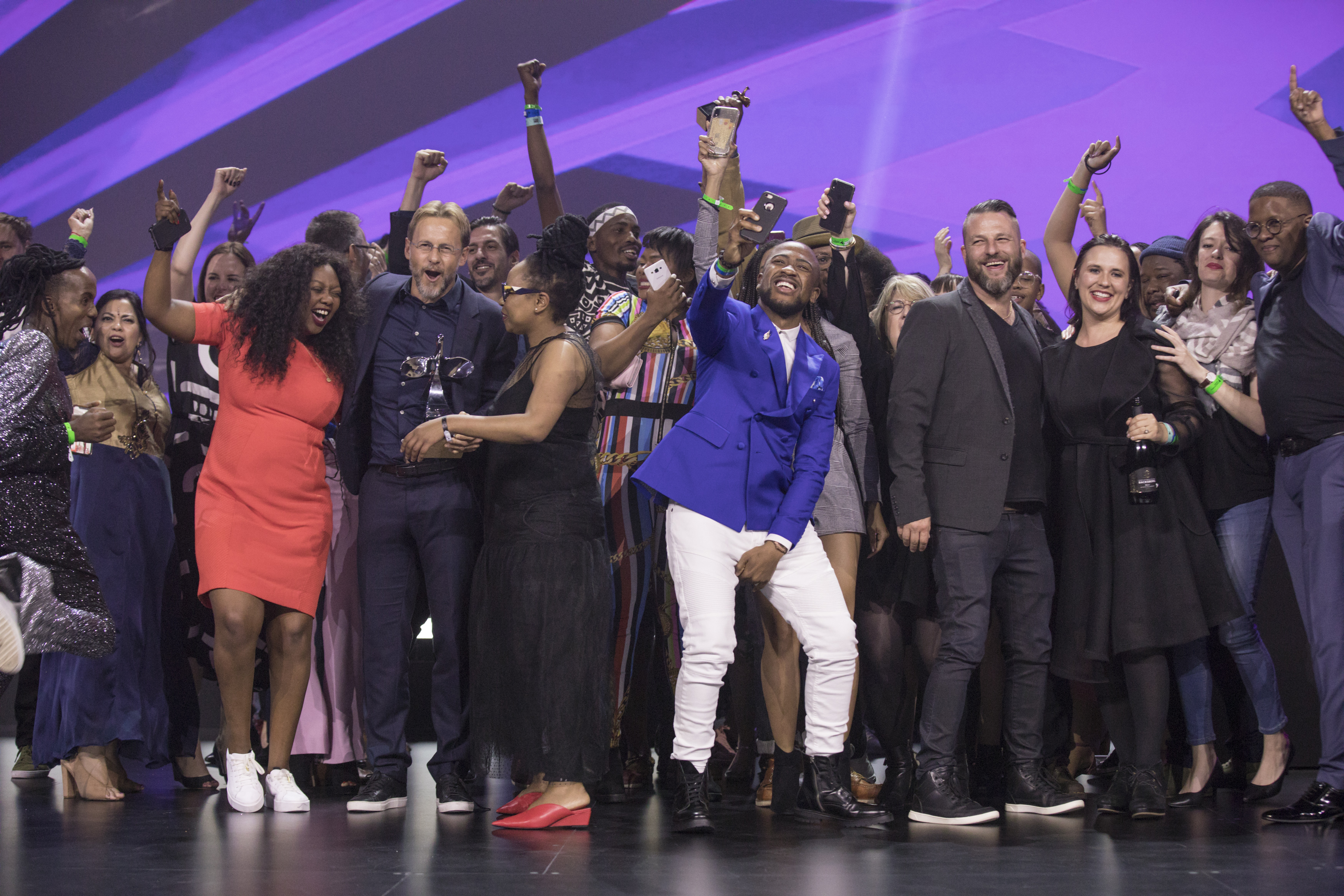 Joe Public Named Agency of the Year for Second Consecutive Year at Loeries
