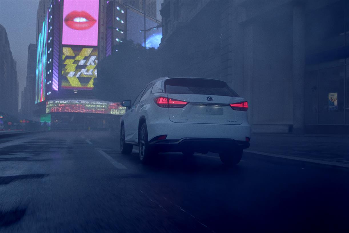 Manners McDade's Angus MacRae Scores Lexus Europe's 'A Different Kind of Power'