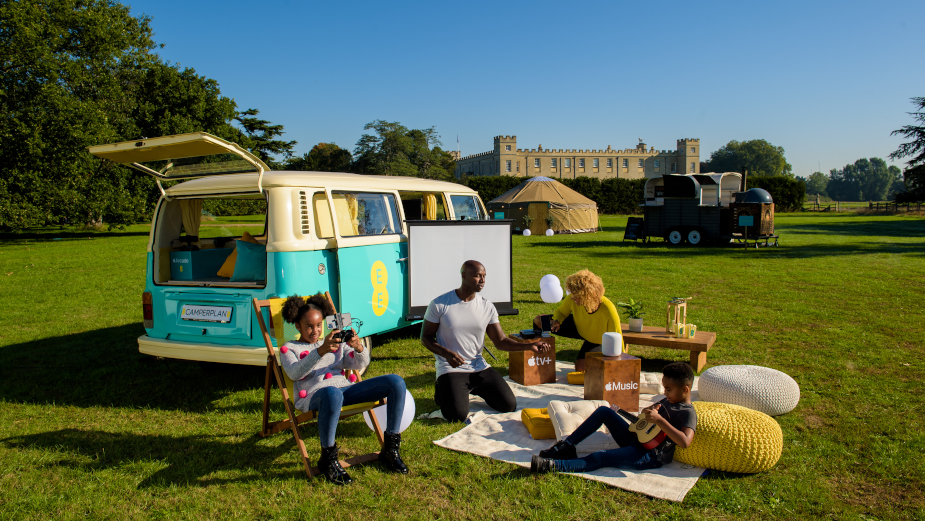 EE Offers Brits the Chance to Win the Ultimate Staycation Experience