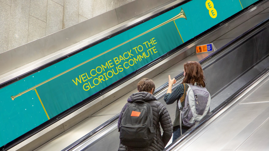 'Glorious Commute': Why EE's New Campaign is All About the 'Buffer' Between Work and Home