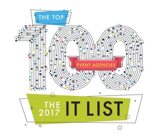 Propac Wins Spot on Event Marketer's 2017 It List