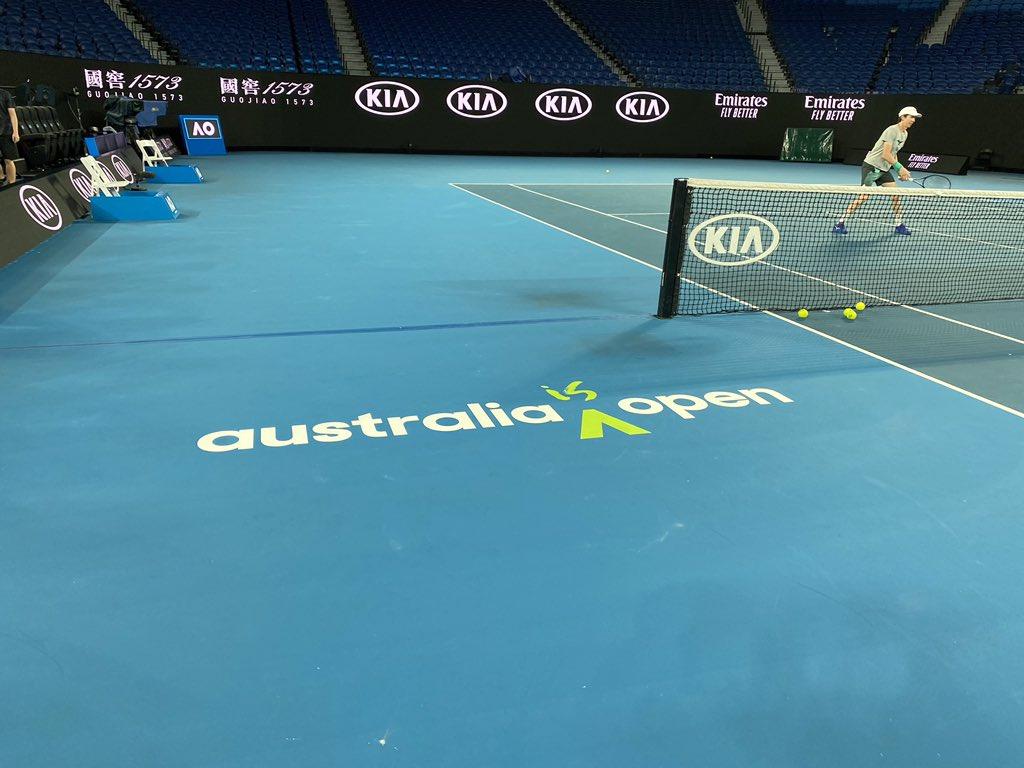 Tennis Australia and Clemenger BBDO Rebrand the Australian Open to 'Australia is Open'