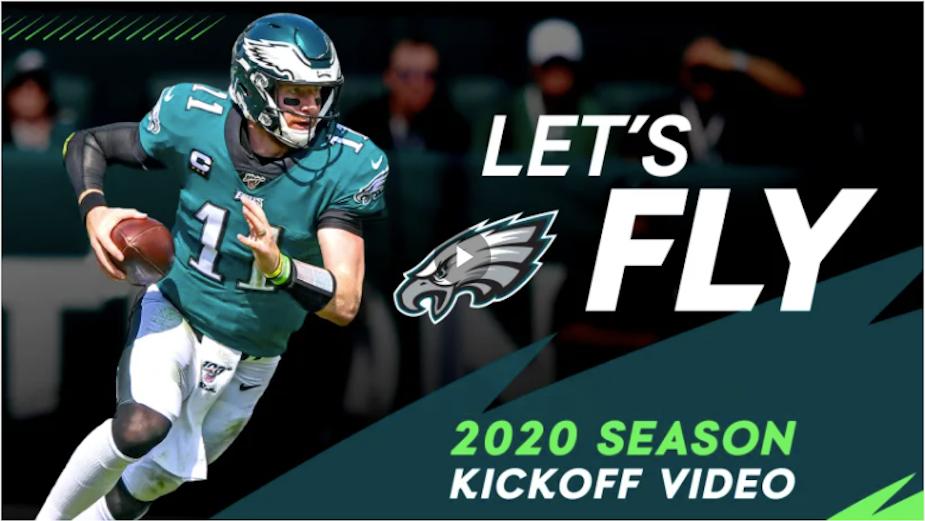 Philadelphia Eagles Legend Duce Staley Helps the Team Fly into the 2020 Season