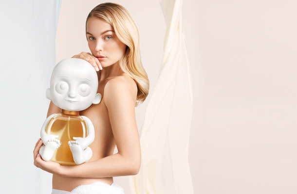 Uncommon Creates Baby-Scented Fragrance to Showcase Fragrance Free Ecover Zero