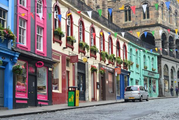 Beyond the Fringe: Adventures in Edinburgh