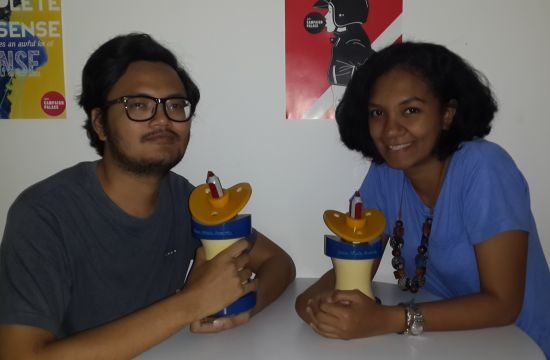 Indonesian Team Gears Up for Adfest Young Lotus