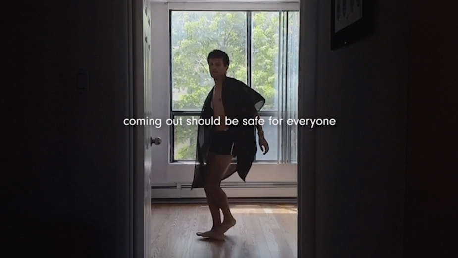 Post-Quarantine Coming Out Should Be Easy for Everyone in LGBTQ+ Ad