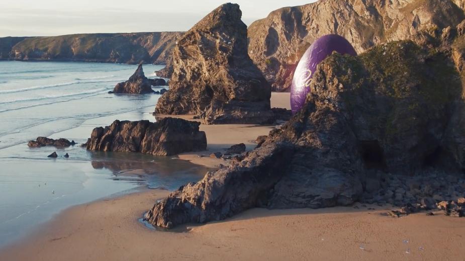 Cadbury Flips Easter on its Head with The Worldwide Egg Hunt