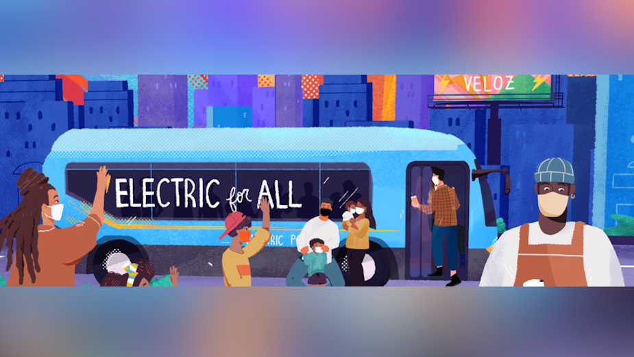 Mark Ruffalo Headlines Cast of Superheroes to Electrify Transportation in Veloz's Upbeat Campaign