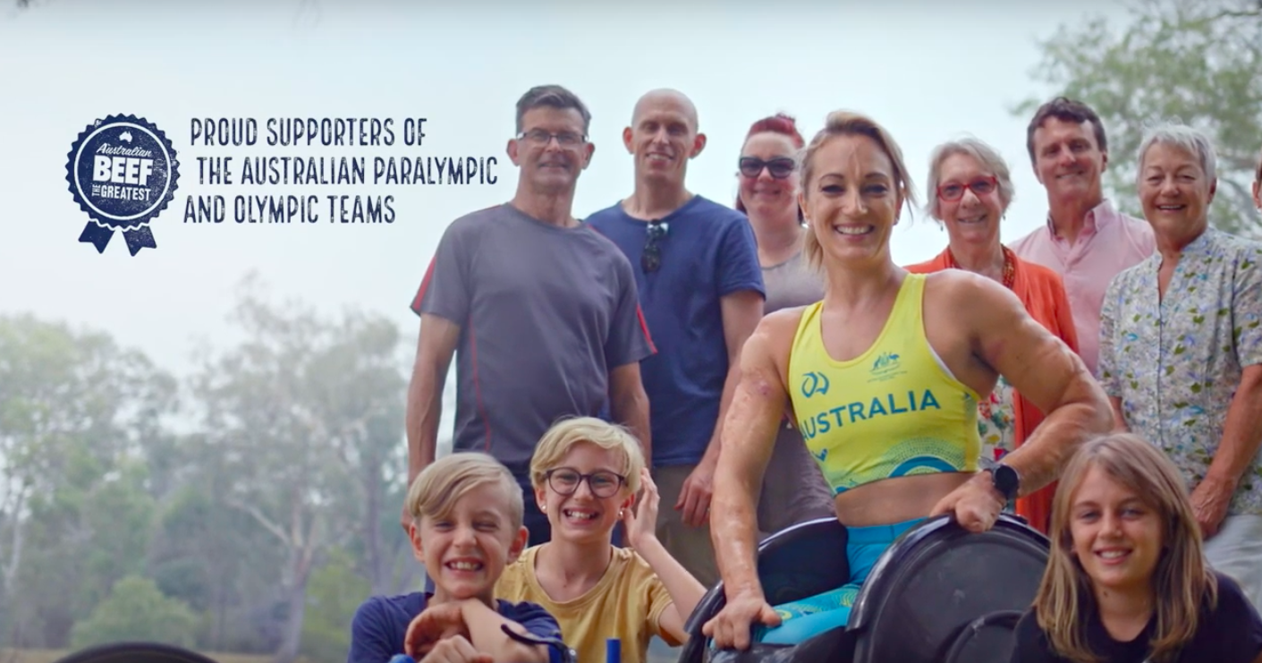 Australian Beef's Latest Campaign Tells Stories of Greatness